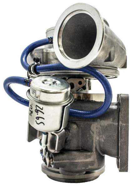 HHP - 170-025-1116 | Turbocharger for Detroit Series 60 | Highway and Heavy Parts - Image 1