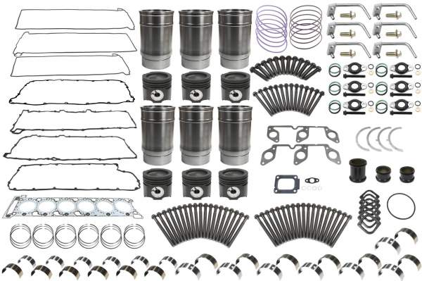 HHP - DD1501-145 | Detroit Diesel DD15 Inframe Engine Kit - Image 1