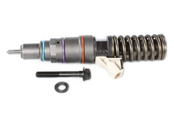 HHP - 0-414-703-007   Genuine Bosch Detroit Diesel S60 EUIN3 Fuel Injector, Remanufactured - Image 1
