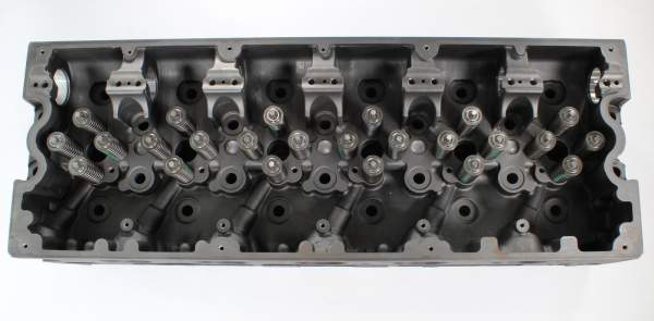 HHP - 4386009 Remanufactured Cylinder Heads | Order a Remanufactured ISX Head for Single Cam Engines at Highway and Heavy Parts - Image 1