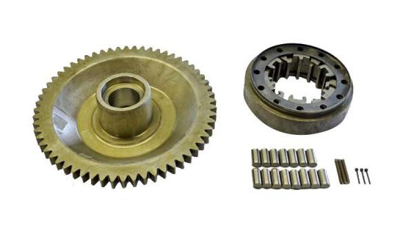 HHP - AT69097 | free wheel clutch & gear for John Deere - Image 1