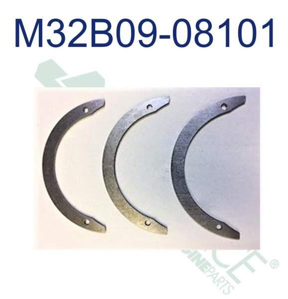 HHP - 32B09-08101  | Mitsubishi Thrust Washer Set, S4S - Image 1
