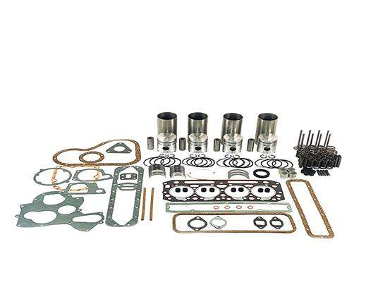 HHP - Rebuild Kit for Perkins 1004.40/40T   Contents:   (1) Front Crank Seal, 4.236   (1) Rear Crank Seal, All   (1) Rear Crank Seal, 1000 series late   (4) Connecting Rod Bushings, 1000 series   (1) Camshaft Bushing   (1) Thrust Washer Set, Std   (8) Connectin - Image 1