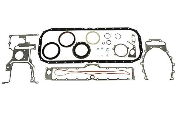 HHP - 4955590 | Cummins ISX/QSX Lower Engine Gasket Set, New - Image 1