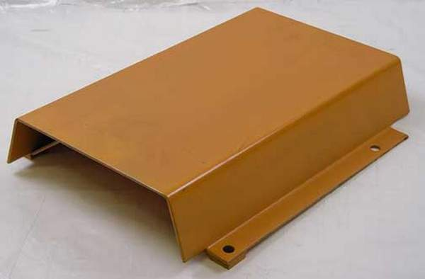 Heavy Equipment Belly Pan : A belly pan