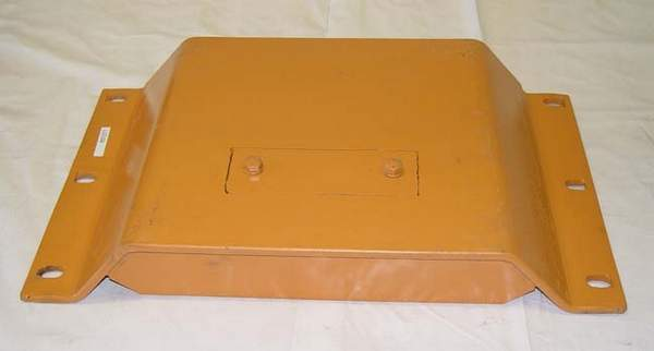 Heavy Equipment Belly Pan : R belly pan