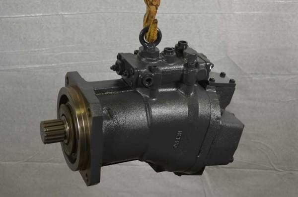 TH9195238 | Hydraulic Pump for John Deere/ Hitachi (High Pressure Outlet)