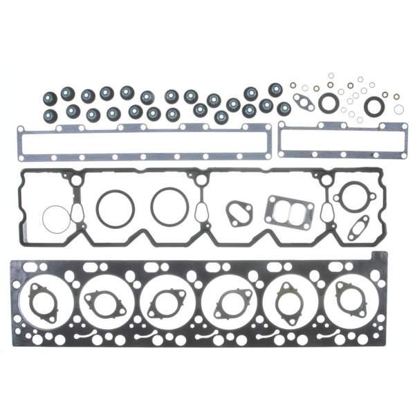 3800342 | Cummins C-Series Upper Engine Gasket Set | Highway and Heavy Parts (Valve Cover Gasket, Connection Gasket, Seals)