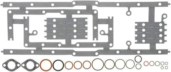 1429672 | Caterpillar 3406E Central & Lower Gasket Set  (Gaskets top view)