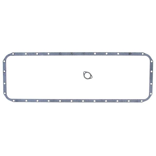 3906611 | Cummins C8.3/ISC/ISL Oil Pan Gasket | Highway and Heavy Parts (Oil Pan Gasket)
