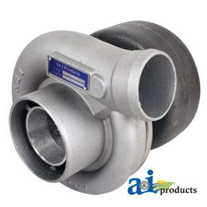 30-3437728 | New White Turbocharger. 1 Year Warranty. - Image 1