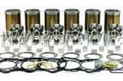 DT466 - Rebuild Kits - IMB - IF466-4-L | Navistar Late DT466 4 Ring Inframe Rebuild Kit