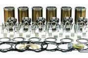 Cummins - B-Series, 4-Cylinder - OH3802493-6B | Cummins B-Series .50mm Overhaul Kit