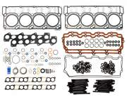 Gaskets & Gasket Sets - AP0043 | Head Gasket Kit w/ARP Studs - Ford 6.0L 18mm dowel