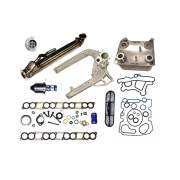 Air Intake & Exhaust System - BOS - EGR500-5 | Ford 6.0L Egr Cool/Valve/Int Man/Oil Cool Pkg