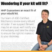 Cummins - Featured Products - IPD - 4352286 | Cummins ISX/QSX Engine Inframe Overhaul Kit
