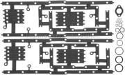 Gaskets & Gasket Sets - 1209328 | Caterpillar Gasket Set, Central & Lower