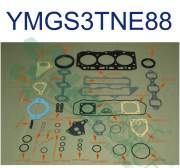 Gaskets & Gasket Sets - YMGS3TNE88 | Yanmar 3TNE88 Overhaul Gasket Set
