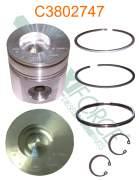 Construction/Industrial - Cummins - K3802747 | Cummins 4B/6B Standard Piston Kit