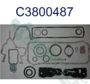 Construction/Industrial - Cummins - 3800487 | Cummins 6B Lower Gasket Kit
