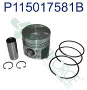 Agricultural - Perkins - 115017551B | Perkins 400 Series Piston Ring Kit