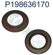 Agricultural - Perkins - P198636170 | Perkins 400 Series Rear Crankshaft Seal, New