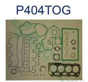 Agricultural - Perkins - P404TOG | Perkins 400 Series Overhaul Gasket Set, New