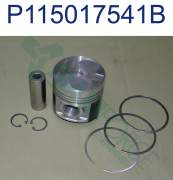 Agricultural - Perkins - P115017541B | Perkins 400 Series Piston and Ring Kit, New