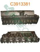Construction/Industrial - Cummins - 3913381 | Cummins 6B Cylinder Head with Valves, New