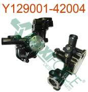 Cooling System - MAX - 12900142004 | Yanmar 84/86/88 Water Pump, New