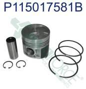 MAX - 115017551B | Perkins 400 Series Piston Ring Kit