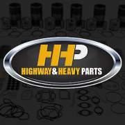 Crankshaft & Damper - HHP - 47300 | Detroit Diesel DD16 Crankshaft, Remanufactured