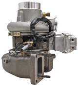 Turbochargers - HHP - 170-032-2548 | Cummins ISX Turbocharger with Actuator, Remanufactured