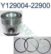 Yanmar - HHP - 129004-22900  | Yanmar Piston With Rings, Tnv84, 0.25Mm