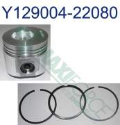 Yanmar - HHP - 129004-22080  | Yanmar Piston With Rings, Tnv84, Std