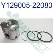 Yanmar - HHP - 12900522080 | Yanmar TNV88 Piston with Rings, New
