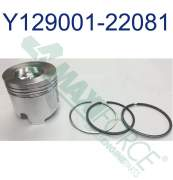 Yanmar - HHP - 129001-22081 | Yanmar TNE88 Standard Piston with Rings, New