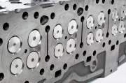 HHP - Ultra Performance Loaded Cylinder Head for Caterpillar C15/C15 Acert/3406E with Fire Ring, New - Image 7