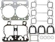 Gaskets & Gasket Sets - 3804741 | Cummins N14 Single Head Upper Set (Electronic with 3 Exhaust Gaskets), New