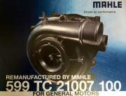 Turbochargers & Components - Caterpillar Turbochargers - MAH - 98021617 | Gmc New Turbocharger